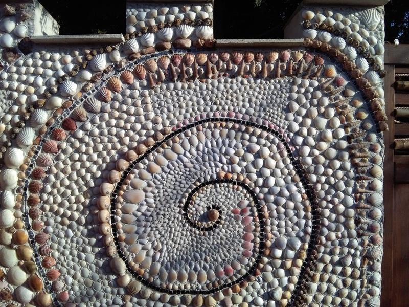 Top SOULOUs ART Marion Heine - Besteckschmuck Leder Accessoires - Mosaik AS67