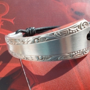 23 Besteck Schmuck Armband  Gabel Endstück silber Löffel Kaffeelöffel Magnet Art Deko WMF BSF OKA Wilkens R&B Wellner gefertigt von Marion Heine Soulous Art