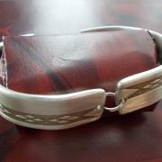 08 Besteck Schmuck Armband Gabel Kuchengabel silber Löffel Kaffeelöffel Magnet Art Deko WMF BSF OKA Wilkens R&B Wellner gefertigt von Marion Heine Soulous Art