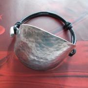21 Besteck Schmuck Armband  Löffel Laffe Hammerschalg silber Löffel Kaffeelöffel Magnet Art Deko WMF BSF OKA Wilkens R&B Wellner gefertigt von Marion Heine Soulous Art