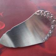 02 Besteck Schmuck Haarspange Gabel Löffel silber Rose Art Deko WMF BSF OKA Wilkens R&B Wellner gefertigt von Marion Heine Soulous Art